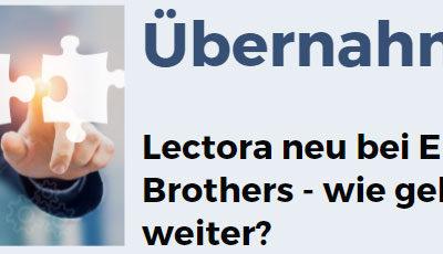 Autorensoftware Lectora jetzt bei den E-Learning Brothers